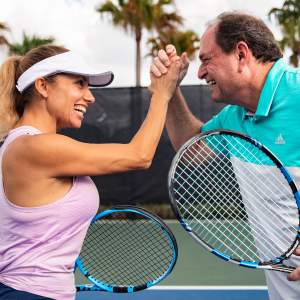 Improve Your Health with Tennis