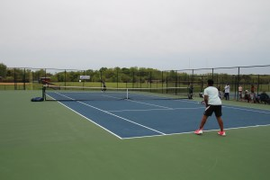 Play Tennis for your Well-being