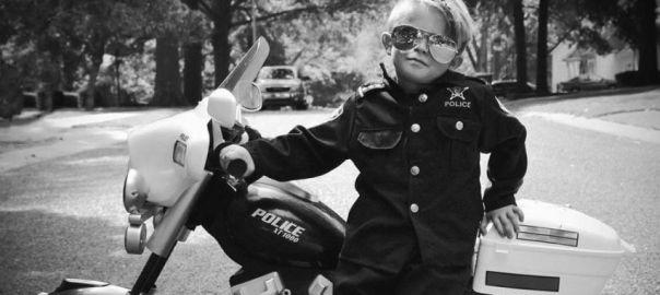 Police Kids Toy Car