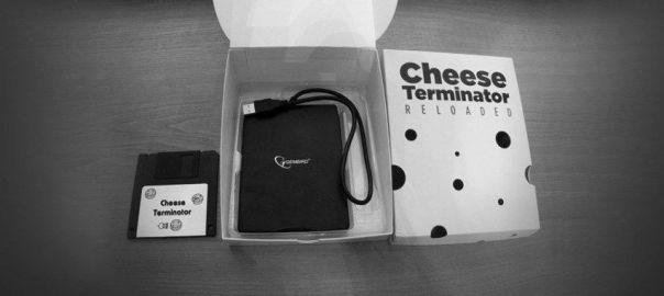 Cheese Terminator Isobar