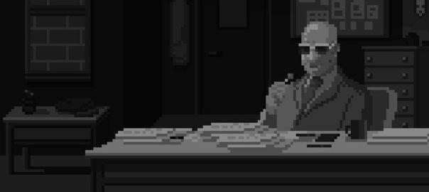 Beatcop Pixel Crow