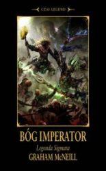 Recenzja książki Bóg Imperator
