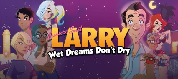 Wet Dreams Don't Dry recenzja