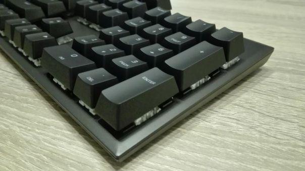 HyperX Alloy FPS RGB test