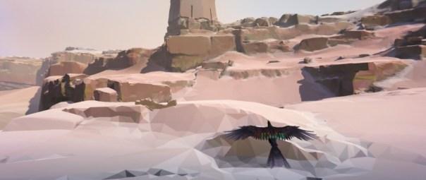 Vane i piękna pustynia