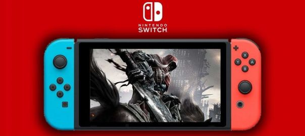 Darksiders 3 Switch