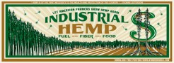 let american farmers grow hemp green&brown