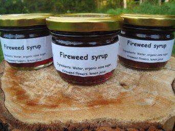 Handmade item Materials: Fireweed, fireweed flowers, lemon juice, Organic cane sugar, water Ships worldwide from Estonia