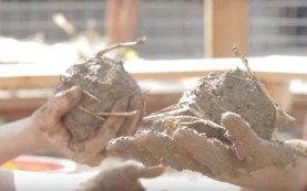 mud water hemcrete survival-cement