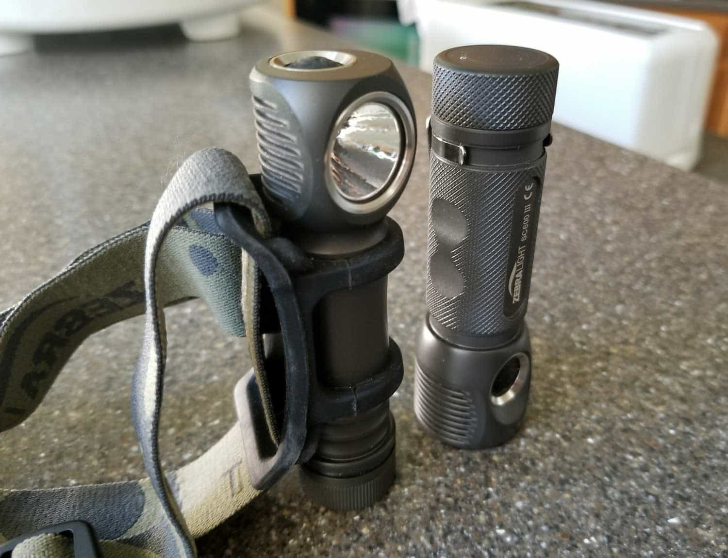 Product Recommendation: ZebraLight H600w and SC600