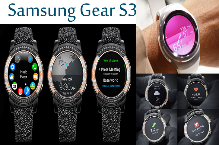 samsung gear s3 official