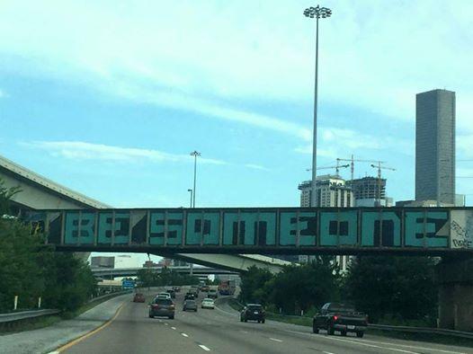 Houston Train Bridge