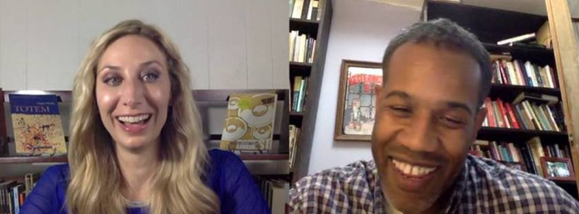 Melissa Studdard in interview with Gregory Pardlo
