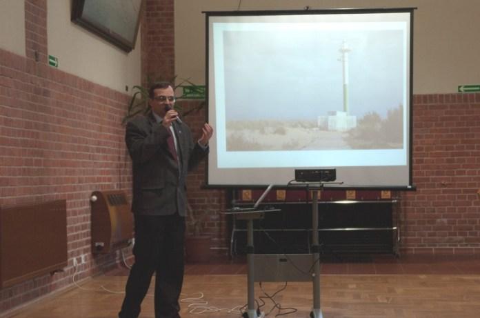 Wieże radarowe mają stanąć w zachodniej części usteckiego portu - ustka24.info