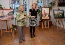 Wystawa prac Aldony Feszler - ustka24.info