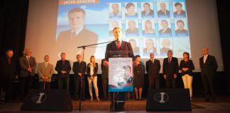 Konwent wyborczy Jacka Graczyka - ustka24.info