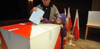 Niska frekwencja w Ustce. Do 17:30 głosowało tylko 35 procent uprawnionych - ustka24.info