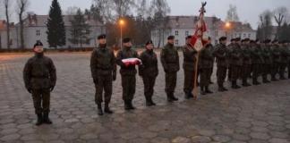 Centrum Szkolenia Marynarki Wojennej w Ustce wyszkoliło kolejnych żołnierzy - ustka24.info