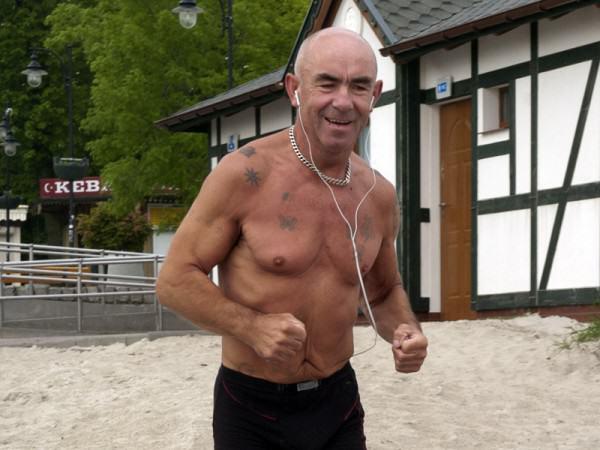 Grzegorz Niwiński z Ustki najbardziej znanym biegaczem - ustka24.info