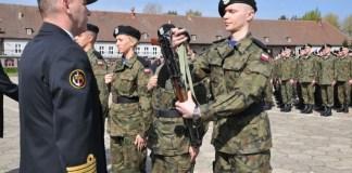 448 ochotników rozpoczęło służbę przygotowawczą w CSMW Ustka - ustka24info