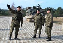 Ćwiczenia żołnierzy na usteckim poligonie - ustka24.info