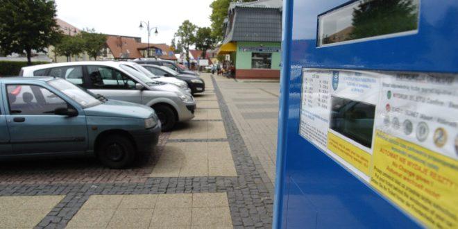 Strefa parkowania w Ustce - ustka24.info
