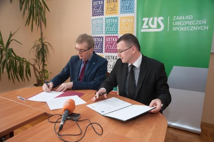 W Ustce na stałe zostanie uruchomiony Punkt Informacyjny ZUS - ustka24.info