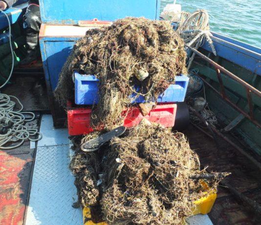 147 ton śmieci wyłowionych z Bałtyku przez rybaków - ustka24.info