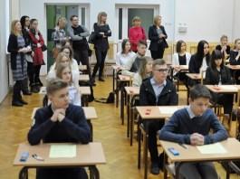 """W Ustce zorganizowano konkurs """" Mistrz Ortografii Powiatu Słupskiego"""" - ustka24.info"""