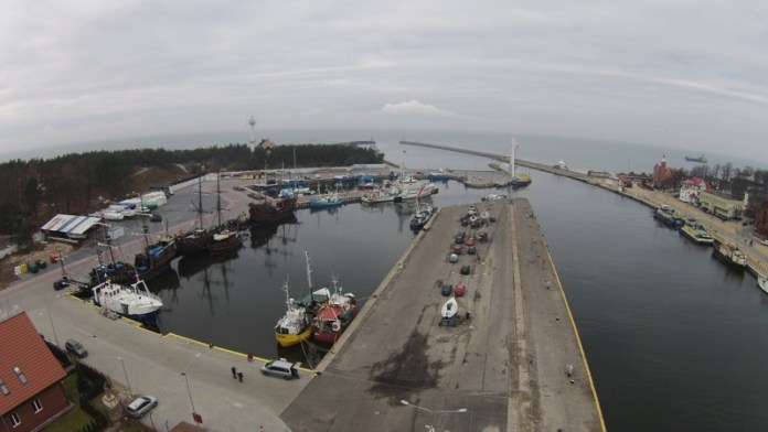 Będzie przebudowa wejścia do portu Ustka. Podpisano już umowę - ustka24.info