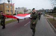 Ustczanie uczcili 100-lecie Niepodległości Polski