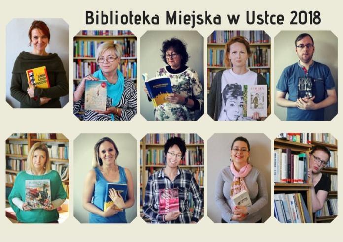 Biblioteka Miejska w Ustce nagrodzona za kreatywność i konsekwencję - ustka24.info