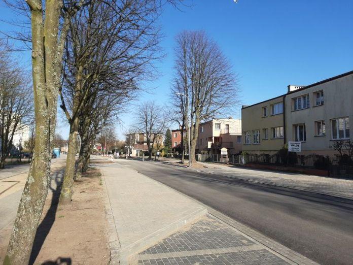 14 kwietnia rozpoczyna się kolejny etap remontu ulicy Jagiellońskiej - ustka24.info