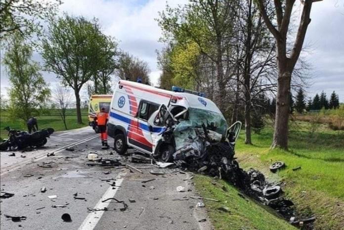 Pomóż w rehabilitacji ratowników medycznych z Ustki - ustka24.info