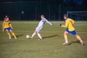 Piłka nożna. Jantar Ustka - Arka II Gdynia 4-3 (1:0) - ustka24.info