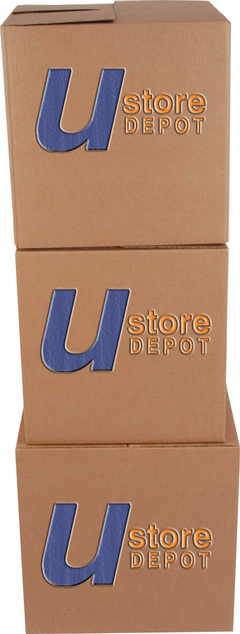 USTORE DEPOT BOXES