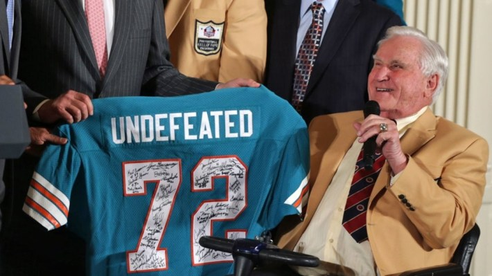 1972 Undefeated Miami Dolphins Still Stand Alone throughout What Year Did Miami Dolphins Go Undefeated And Won The Super Bowl