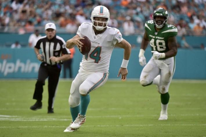 Dolphins Vs. Jets Final Score: Miami Hurts Chances At No. 1 regarding Super Bowl 2019 Miami Dolphins