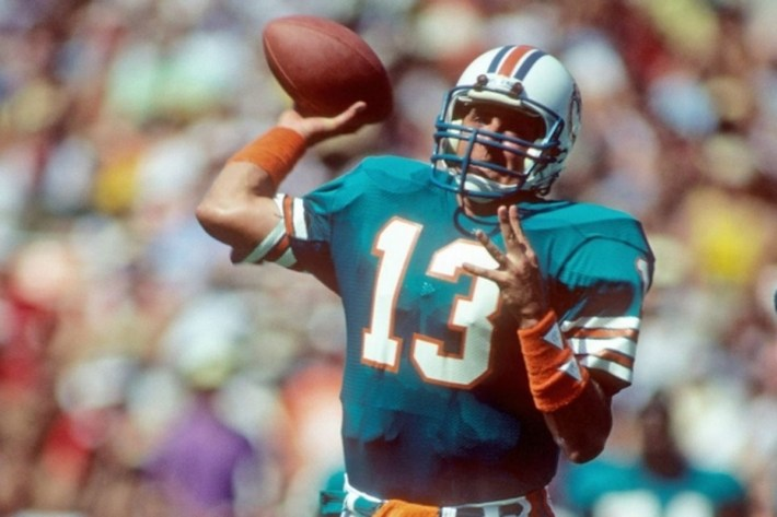 Marino Monday: Dan Marino Leads The Dolphins To Victory Over within What Year Did Miami Dolphins Go Undefeated And Won The Super Bowl