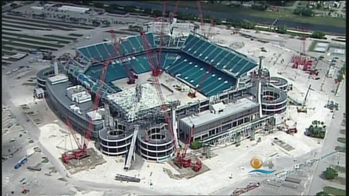 Renovations To Stadium Key Factor In Bringing Super Bowl Back To Miami within Super Bowl Miami Stadium