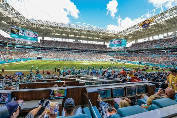 Nfl Game Day: The Luxe Experience | Flamingo Magazine throughout Super Bowl At Miami