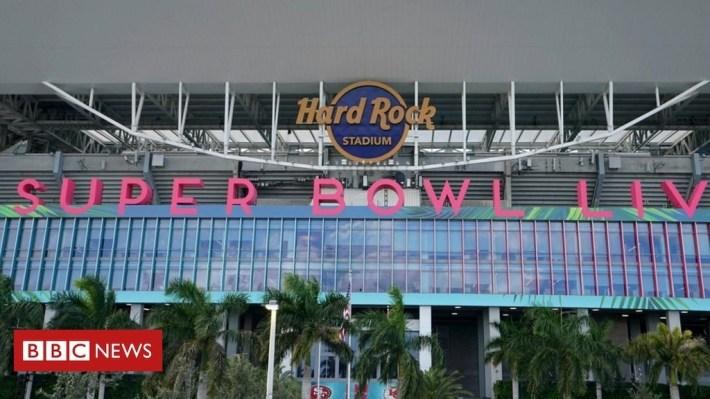 Super Bowl: Miami Stadium Replaces Plastic Cups With within Miami Super Bowl Stadium