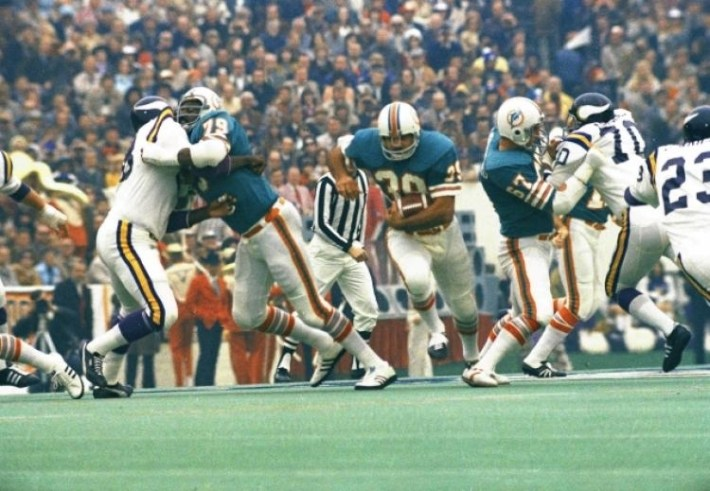Super Bowl Viii: Dolphins Csonk Vikes For Second Straight within Super Bowl At Miami