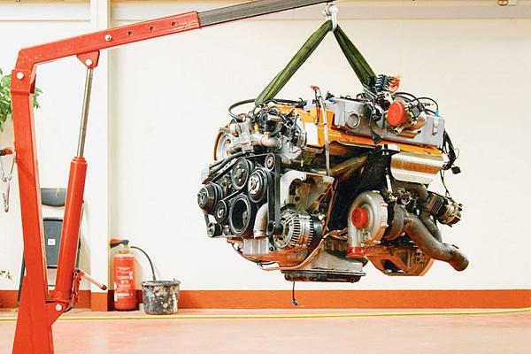 Достали двигатель   Устройство автомобиля