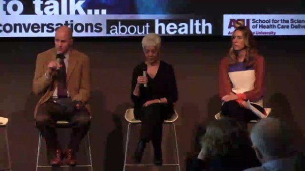We Need to Talk: A series of tough questions about health ...