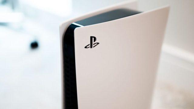 PlayStation5のPSマーク