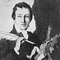 Heinrich Heine Deutscher Schriftsteller