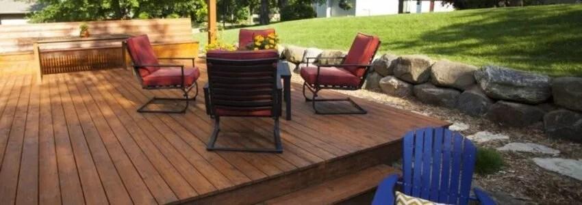 the best wood for outdoor decks