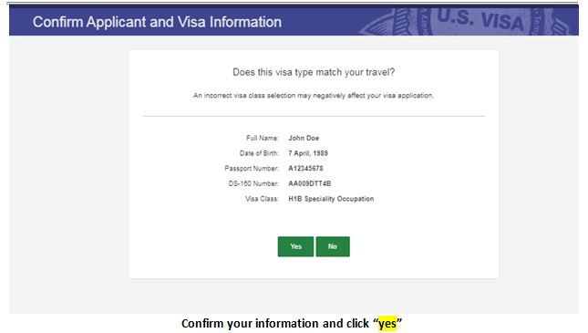 Visa Appointment Dates Booking 2 Mexico US Visa Stamping Visa Info H1B Appointment