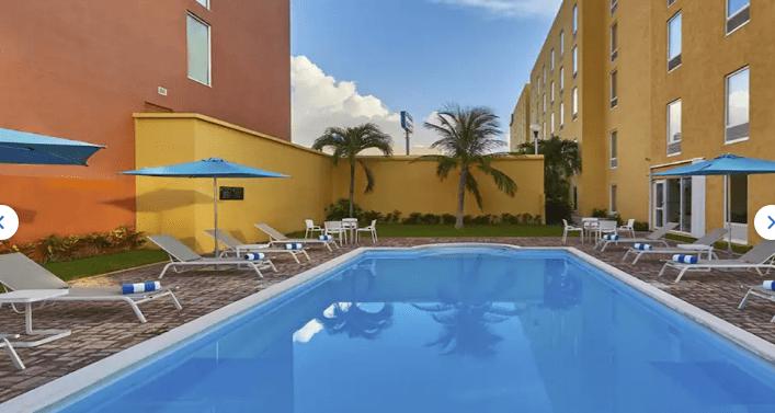 Quarantine stay in Cancun Mexico